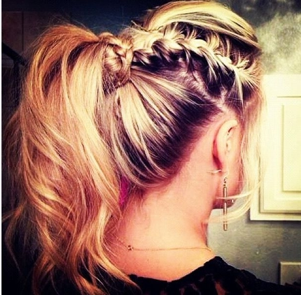 420 Best Rave Images On Pinterest | Beauty Makeup, Electric Daisy With Regard To Most Recently Braid Rave Hairstyles (View 6 of 15)