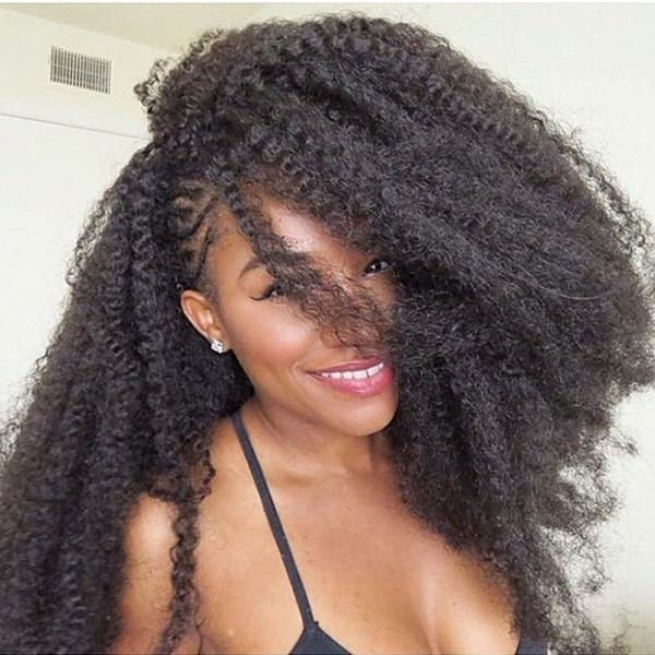 47 Beautiful Crochet Braid Hairstyle You Never Thought Of Before For Latest Kinky Braid Hairstyles (View 10 of 15)