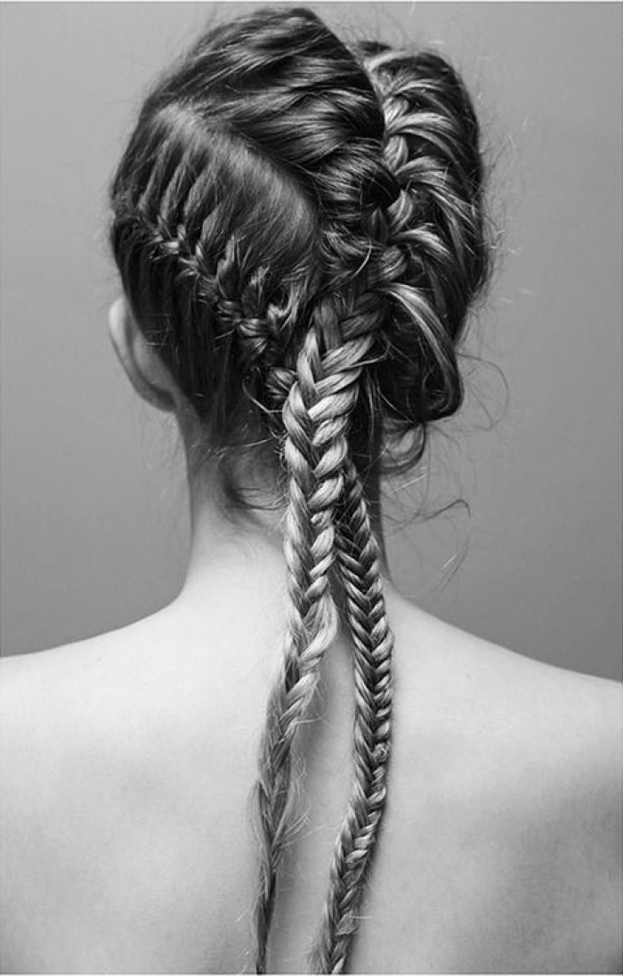482 Best Braids All Day Images On Pinterest | Braids, Hair Ideas And Throughout Best And Newest Intricate Boxer Braids Hairstyles (View 8 of 15)