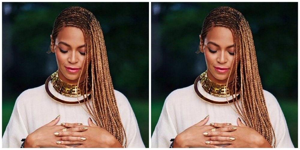 5 Cute Images Of The Newest Hairstyle In Nairobi: The Beyonce Hairstyl Within Latest Kenyan Cornrows Hairstyles (View 5 of 15)