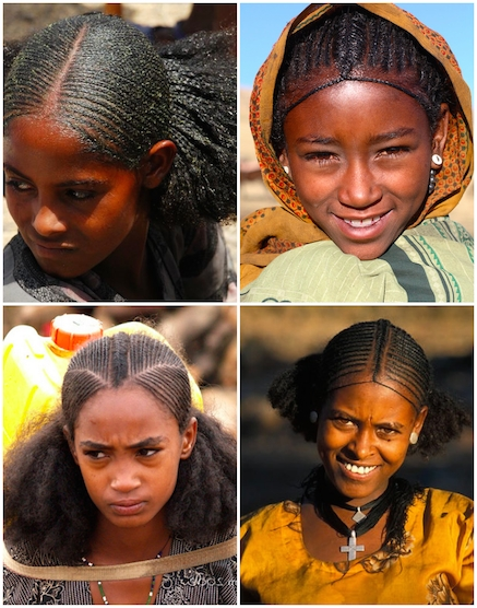 5 Uniquely Beautiful Hair Styles Worn Around Africa – Bglh Marketplace For Most Recently Ethiopian Cornrows Hairstyles (View 5 of 15)