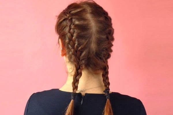 5 Ways To Keep Hair Out Of Your Face While Running A Marathon Pertaining To 2018 Braided Running Hairstyles (View 10 of 15)