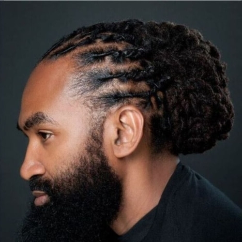 50 Memorable Dreadlock Styles For Men – Men Hairstyles World For Most Up To Date Braided Dreadlock Hairstyles For Women (View 15 of 15)