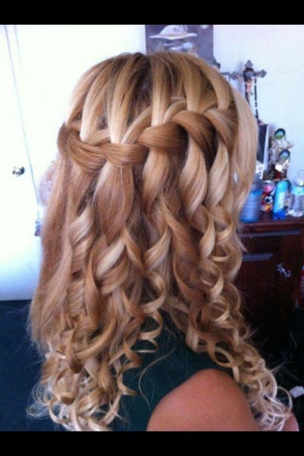 53 Quinceanera Hairstyles For Your Special Day – Style Easily With Latest Braided Quinceaneras Hairstyles (View 5 of 15)