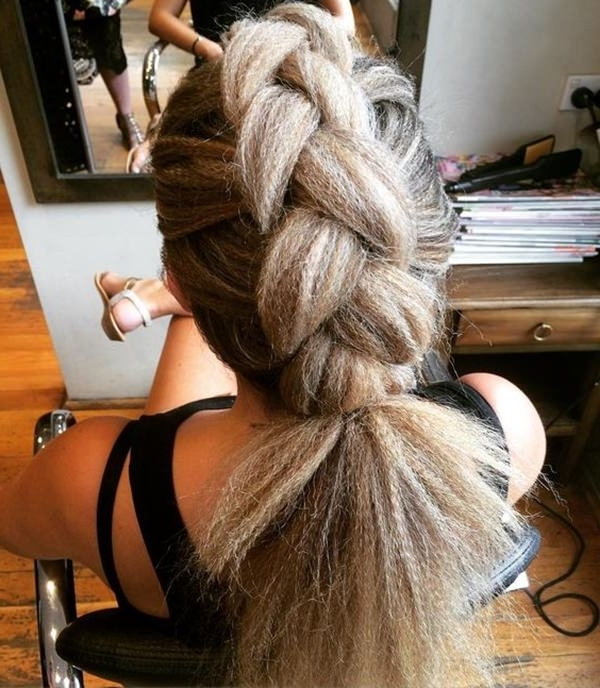 54 Crimped Hair Ideas For 2018 – Style Easily In Most Recently Crimped Crown Braids (View 12 of 15)