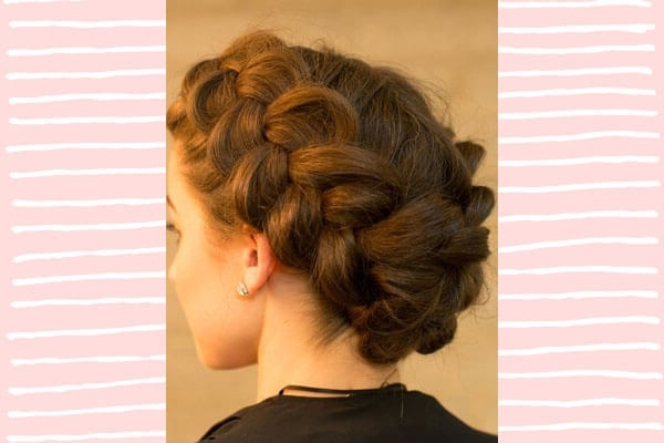 6 Crown Braid Hairstyles | Bebeautiful Intended For Most Current Braided Hairstyles With Crown (View 12 of 15)