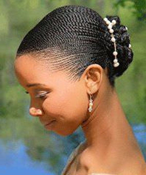 66 Of The Best Looking Black Braided Hairstyles For 2018 For Most Up To Date Micro Cornrows Hairstyles (View 12 of 15)