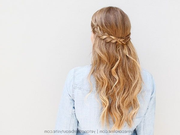 7 (Almost) Effortless Hairstyles For Any Summer Event | Hair Styles Throughout Newest Boho Braided Hairstyles (View 2 of 15)