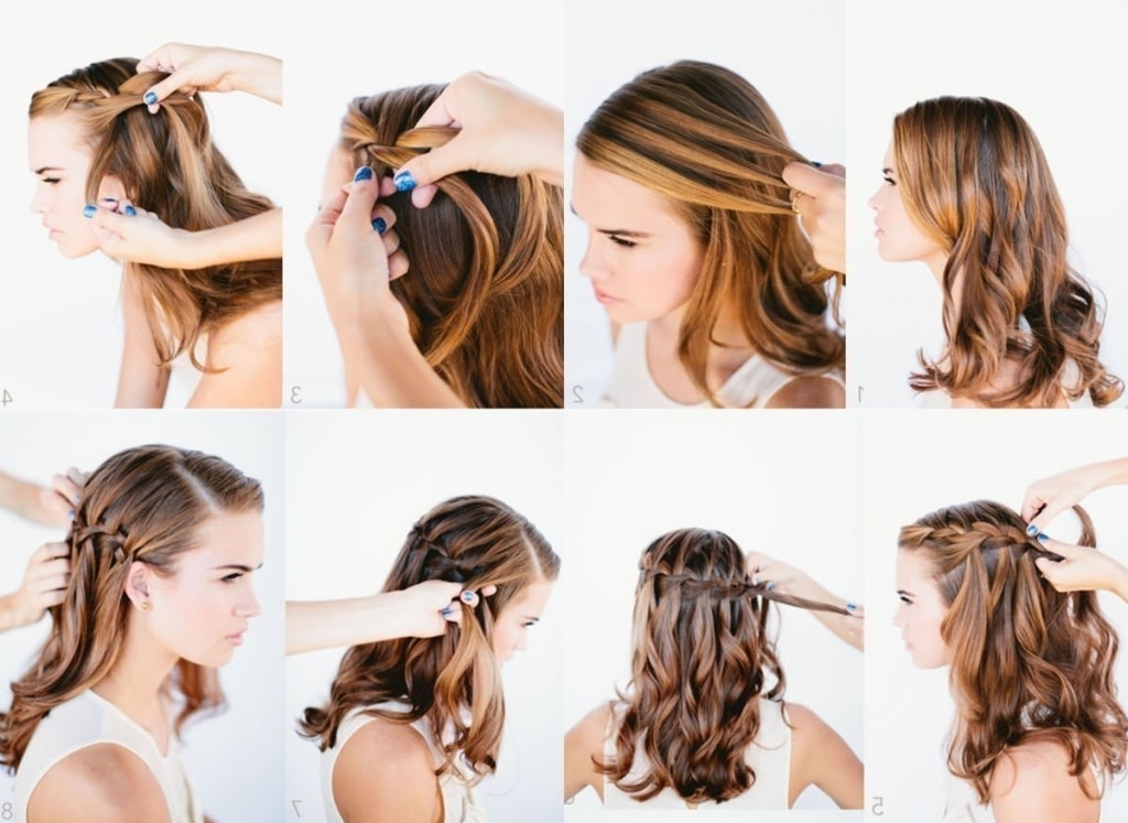 7 Beautiful And Fun Options For Braiding Medium Length Hair – Womens Within Latest Braided Hairstyles For Layered Hair (View 9 of 15)