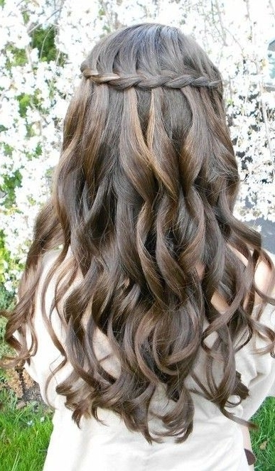 7 Braided Hairstyles Perfect For Homecoming   Braids   Pinterest Intended For Latest Braided Hairstyles For Homecoming (View 10 of 15)