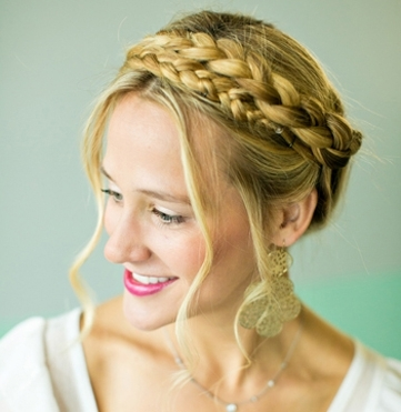 7 Ways To Style Hair For Every Summer Occasion – The Everygirl With 2018 Braids And Waves For Any Occasion (View 6 of 15)