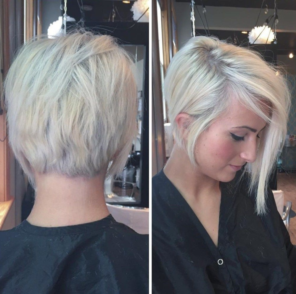 70 Devastatingly Cool Haircuts For Thin Hair   Hair   Pinterest For 2018 Long Pixie Haircuts For Fine Hair (Gallery 8 of 15)