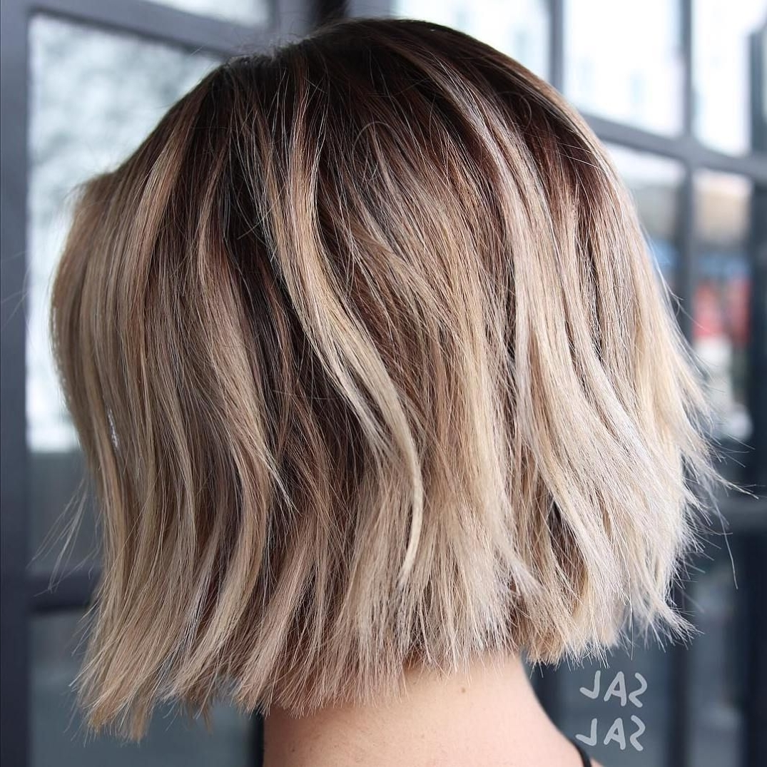 70 Fabulous Choppy Bob Hairstyles | Everything Girlie! | Pinterest With Best And Newest Pastel And Ash Pixie Haircuts With Fused Layers (Gallery 9 of 15)