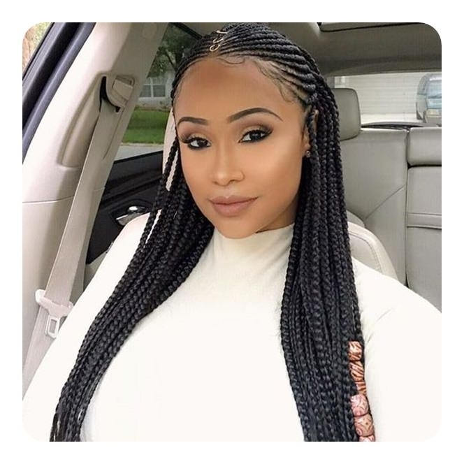77 Hairstyle Inspirations To Rock The Lemonade Braid Trend Within Recent Lemonade Braided Hairstyles (View 5 of 15)