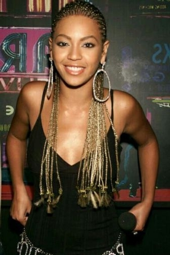 80 Half Up Half Down Blonde Bombshell Hair (Cute Half Up Styles Within Most Popular Half Up Half Down Cornrows Hairstyles (View 13 of 15)