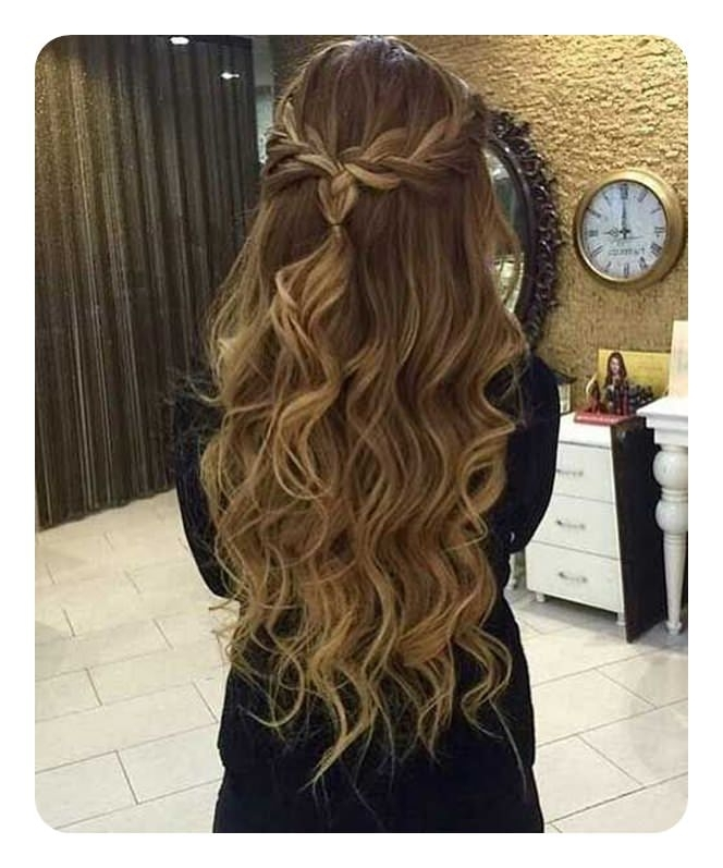 82 Graduation Hairstyles That You Can Rock This Year In Most Up To Date Braided Graduation Hairstyles (Gallery 9 of 15)