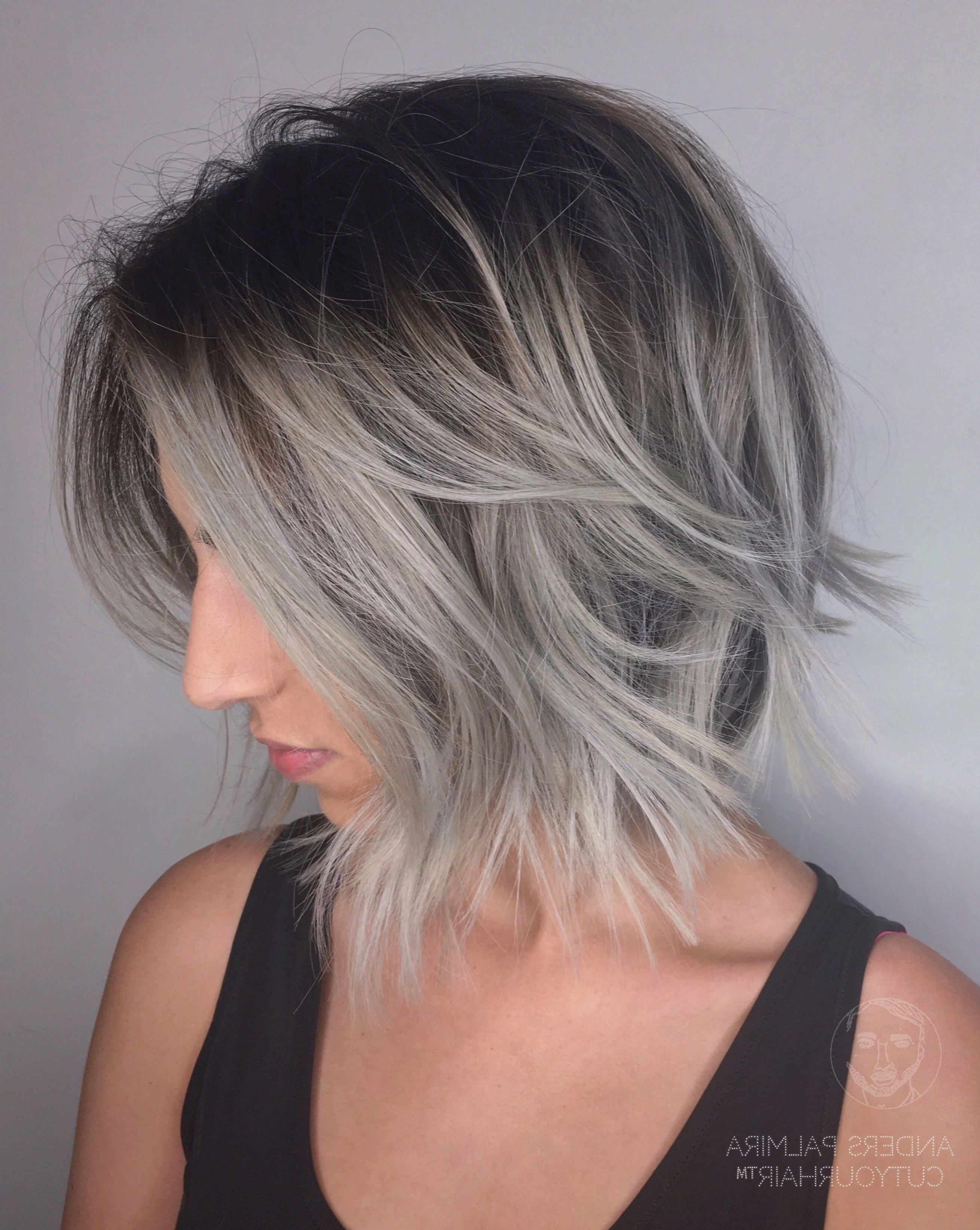 Aveda Wavy Long Blonde Bob Short Hair Beach Wave Medium Ideas Lob Pertaining To Most Recent Pastel And Ash Pixie Haircuts With Fused Layers (View 7 of 15)