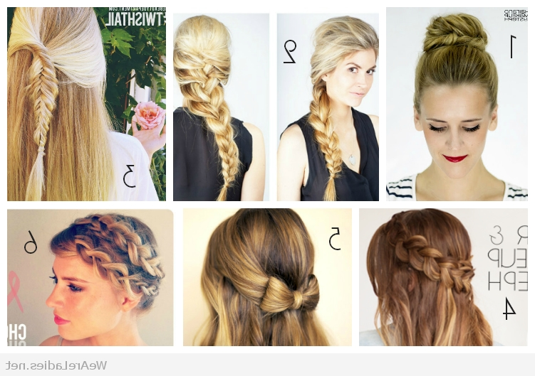 Back To School Love All Braided Hairstyles Inside Newest Braided Hairstyles For School (View 4 of 15)