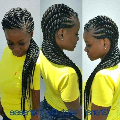 Beautiful Ghana Braids Hairstyles For Twist 57 51 Latest Ghana Pertaining To Most Current Ghana Braids Hairstyles (View 12 of 15)