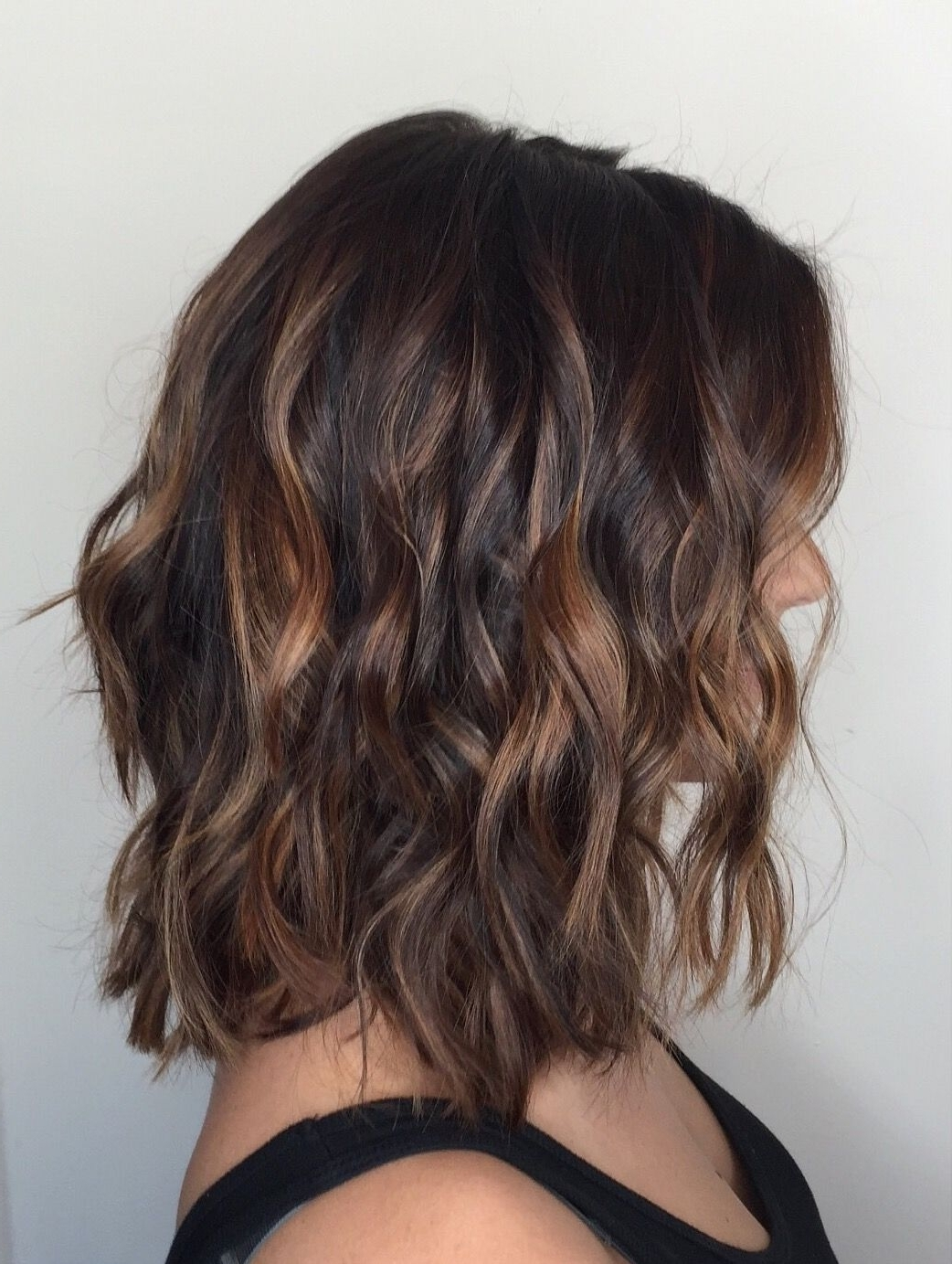 Explore Gallery Of Feathered Pixie Haircuts With Balayage Highlights