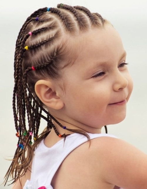 Best Cornrow Hairstyles – White Girl Cornrows | Hair Styles With Best And Newest Cornrows Hairstyles With White Color (View 14 of 15)