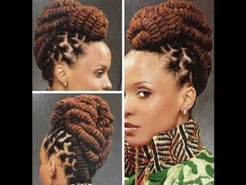 Featured Photo of Dreadlocks Hairstyles For Women