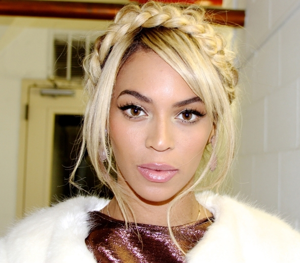 Beyonce Rocks Milkmaid Braids Trend – The Style News Network With Current Milkmaid Braids Hairstyles (View 14 of 15)
