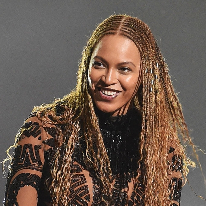Beyonce Wears Braids While Singing Freedom With Kendrick Lamar At Pertaining To Most Up To Date Beyonce Braided Hairstyles (View 5 of 15)