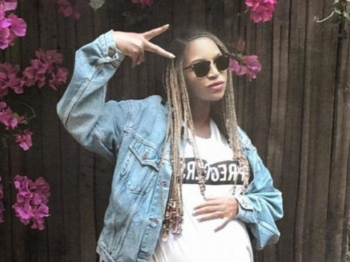 Beyoncé's Exciting Braided Hairstyles For Summer 17 In Most Recent Beyonce Braided Hairstyles (View 10 of 15)