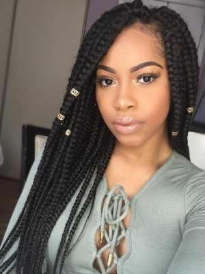 Featured Photo of Black Braided Hairstyles