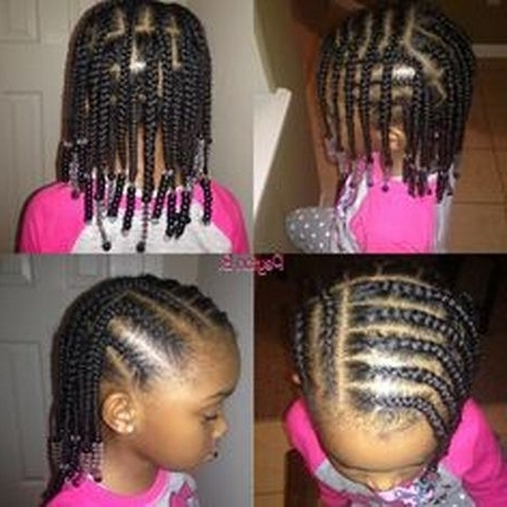 Black Toddler Hairstyles | Hairstyles | Pinterest | Black Toddler Within Most Recently Toddlers Braided Hairstyles (View 6 of 15)