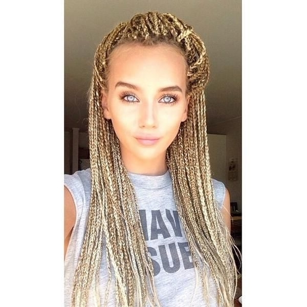View Photos of Cornrows Hairstyles For White Girl (Showing 15 of 15 ...