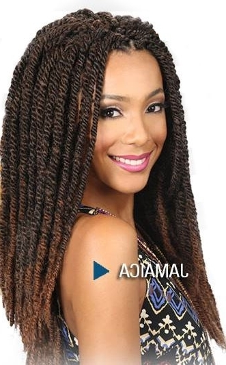 Bobbi Boss African Roots Braid Collection Jamaica Rasta Braid 40 Inch Intended For Most Up To Date Jamaican Braided Hairstyles (View 3 of 15)