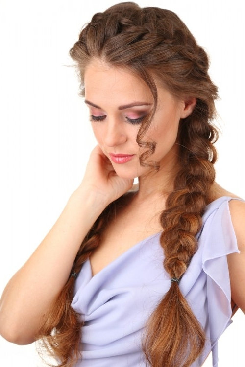 Bohemian Hairstyles   Lionesse Within Best And Newest Bohemian Side Braid Hairstyles (View 8 of 15)