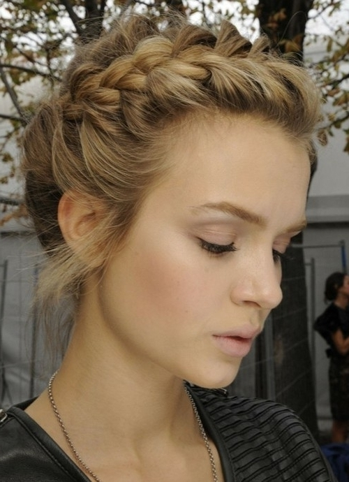 Boho Braid – 13 Fun Braided Hairstyles To Try Hair Within Most Up To Date Boho Braided Hairstyles (View 8 of 15)
