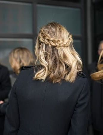 Bold Braids | Get The Look In Newest Thin Double Braids With Bold Bow (View 9 of 15)