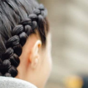 Bold Braids | Get The Look Inside Most Popular Thin Double Braids With Bold Bow (View 8 of 15)
