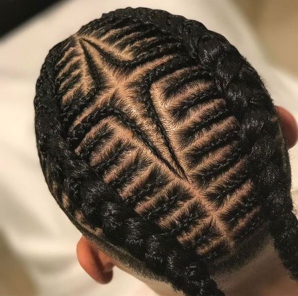 Boy Braids, Best Braid Styles For Boys Intended For Current Cornrows Hairstyles For Guys (View 7 of 15)