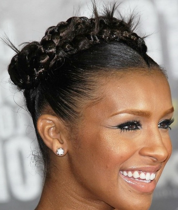 Braid Hairstyles For Black Women – Stylish Eve For Newest Braided Hairstyles For Dark Hair (View 4 of 15)