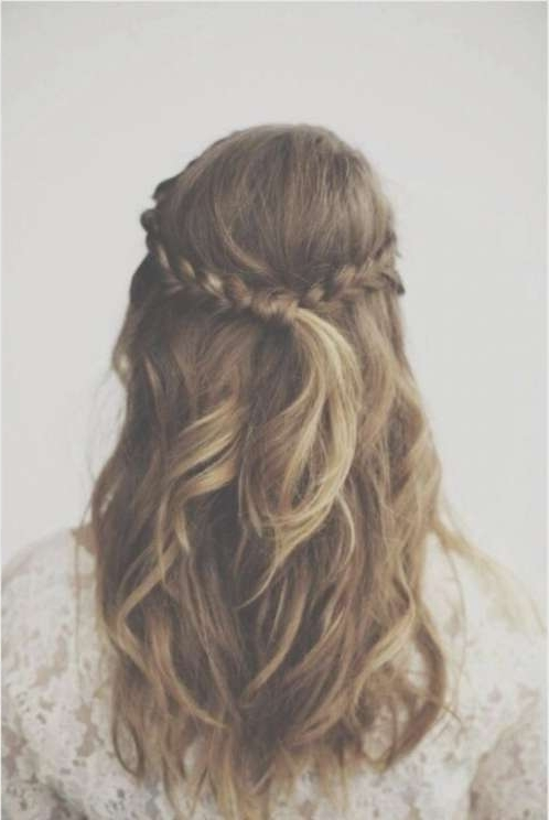 Braid Hairstyles With Hair Down Braided Hairstyles Hair Down Pertaining To Best And Newest Braided Hairstyles With Hair Down (View 12 of 15)