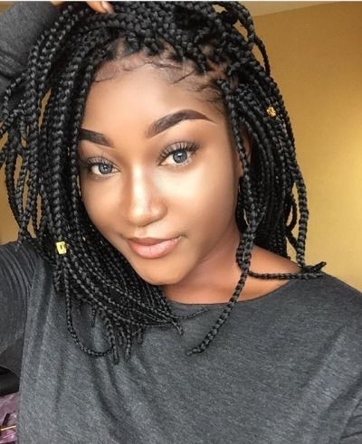 Braided Bob Hairstyle | Hrp Regarding Best And Newest Braided Bob Hairstyles (View 5 of 15)