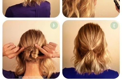 Braided Hairstyle For Medium Length Hair | Medium Hair Styles Ideas Throughout Recent Medium Length Braided Hairstyles (View 14 of 15)