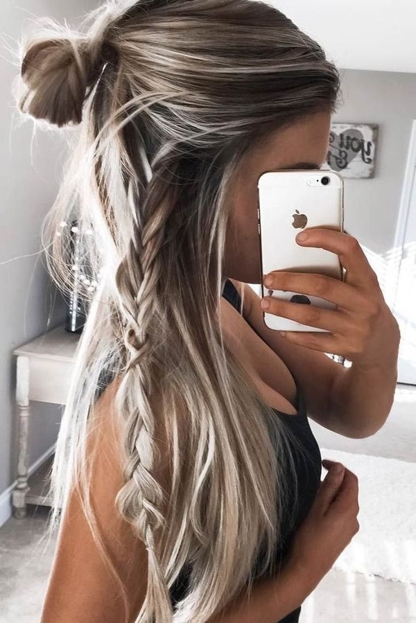 Braided Hairstyles For Long Hair, Long Hair Braid Styles Within Most Current Braided Hairstyles For Long Hair (View 5 of 15)
