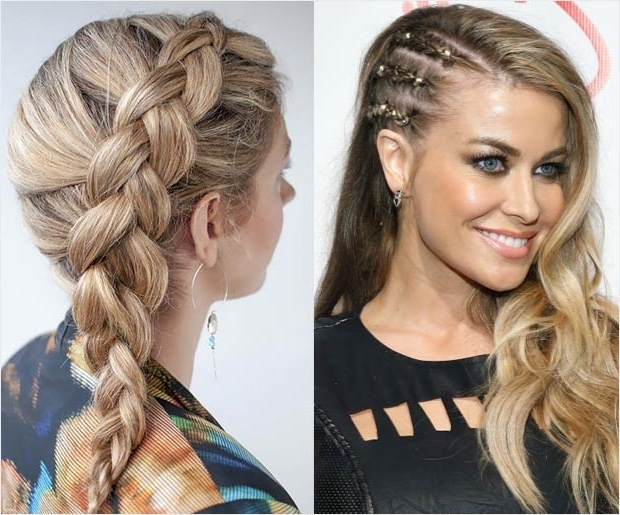 Braided Hairstyles For Prom Night   Hair Braids Throughout Most Up To Date Braided Hairstyles For Homecoming (View 7 of 15)