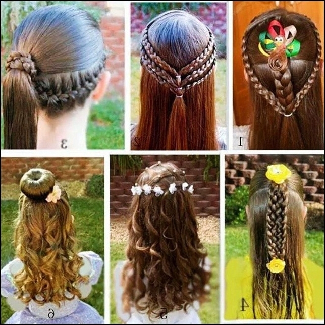 Braided Hairstyles For School We Absolutely Love – Hollywood Official Pertaining To Most Recent Braided Hairstyles For School (View 6 of 15)