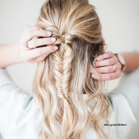 Braided Hairstyles For Shoulder Length Hair Fresh 50 Dazzling Medium Intended For 2018 Medium Length Braided Hairstyles (View 10 of 15)