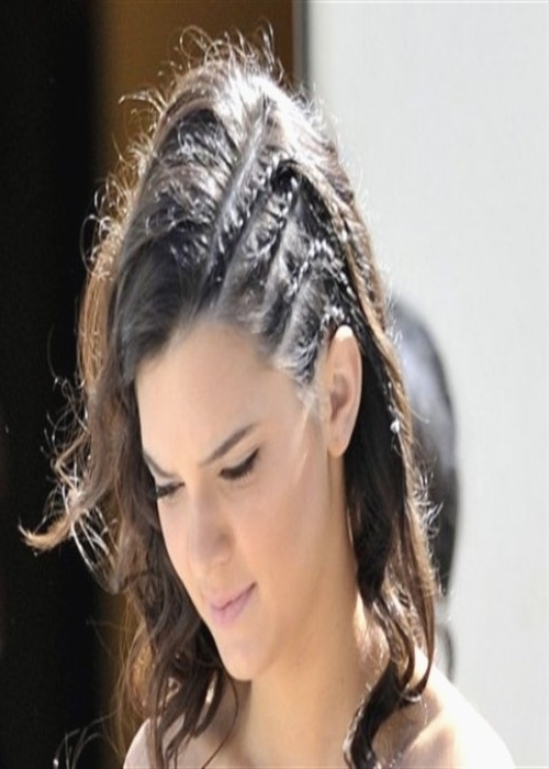 Braided Hairstyles For White Girls Luxury Celebrity White Women Hair In Most Current Cornrows Hairstyles For White Girl (View 13 of 15)