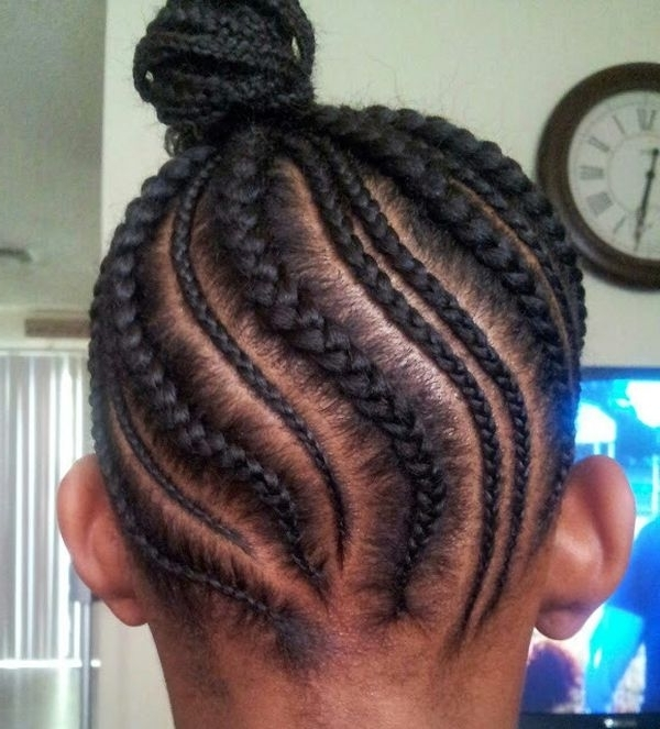 Braided Ponytail Hairstyles, Hair Braided Into A Ponytail Pictures Intended For Current Braided Hairstyles In A Ponytail (View 7 of 15)