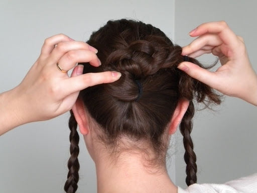 Braided Victorian Hairstyle   Locksofelegance In Latest Braided Victorian Hairstyles (View 11 of 15)