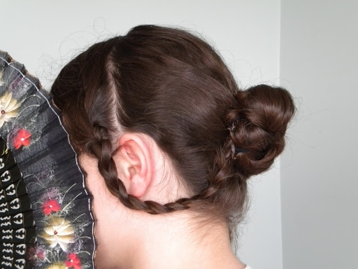 Braided Victorian Hairstyle   Locksofelegance With Best And Newest Braided Victorian Hairstyles (View 4 of 15)
